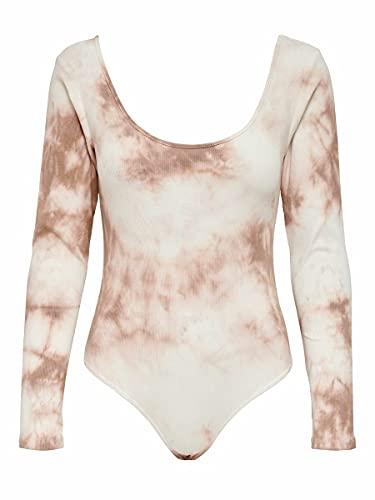 ONLY Body batik para mujer. Cloud Dancer L