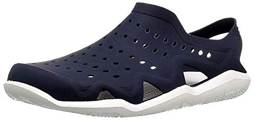 Ethics Stylish Blue Rubber Clogs for Men's (10)