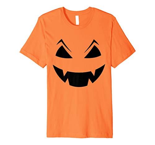 Jack O 'Laterne Halloween Kürbis Kostüm Shirt