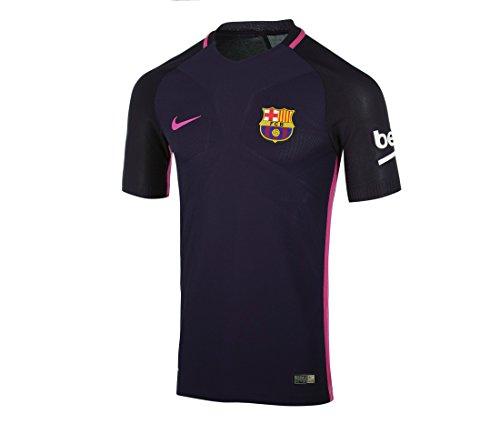 NIKE FC Barcelona M SS AW Vapor Match JSY Camiseta de Manga...
