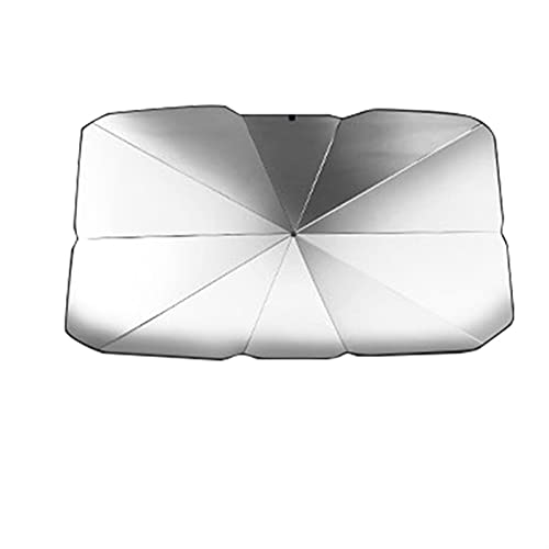 Coche Sombrilla Sol Visor para Frente Parasol Anti-UV Auto Parasol Interior Cubierta de Coche Privacidad Protectora Sombra Sombra Accesorios DE Coche SOLUCIÓN DE CUCHO por FENGL DERIVADO