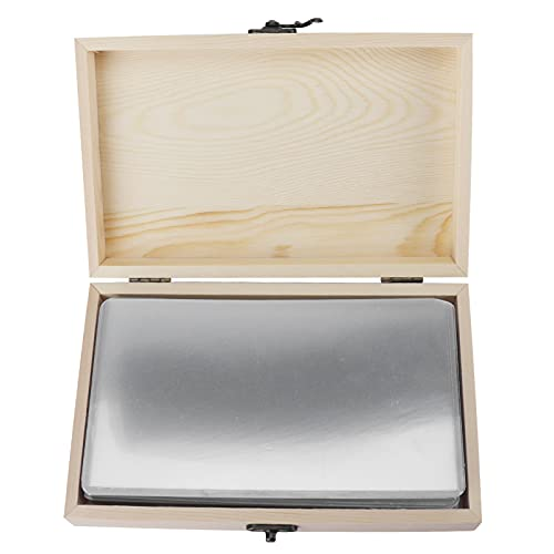 KASD Caja De Almacenamiento De Dinero, Caja De Protección De Billetes o - Suministros De Dinero De Diseño Práctico para El Hogar