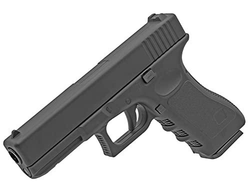 Cadofe B.W. BB Pistole Voll Metall Softair Erbsenpistole V40 Replika Glock 17 < 0,5 Joule