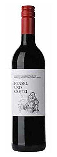 Hensel und Gretel Rotweincuvée tr. 2017 Markus Schneider & Thomas Hensel, trockener Rotwein aus der Pfalz