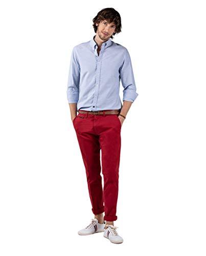 El Ganso 1020w200009 Pantalons, Bordeaux, 44 Homme
