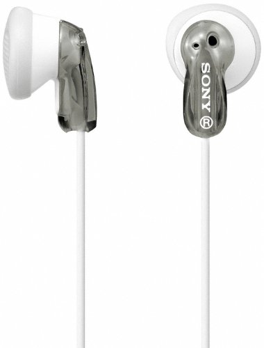 Audifonos Sony MDRE9LP In-ear Gris
