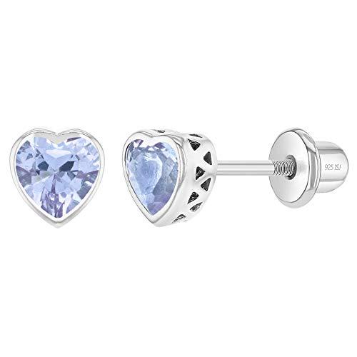 In Season Jewelry Boucles D'Oreilles En Argent 925/1000 En...