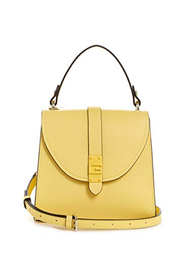Guess Nerea Top Handle Flap Yellow
