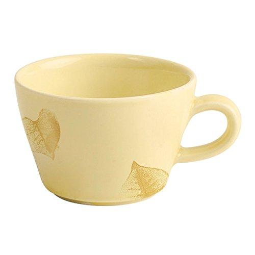 Kahla Mein Teemoment Gelbe Balance Obertasse 0,25 l, Porzellan, 1 x 1 x 1 cm