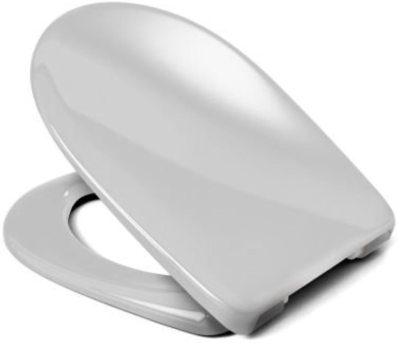 Cedo WC Sitz Daytona Beach, weiß mit Absenkautomatik Softclose Softclose Softclose Classic®, abnehmbar mit Takeoff Original® Abnahmefunktion; aus Duroplast für D-Shape Keramiken mit Befestigung von unten B07DPR5YDZ 749f6e