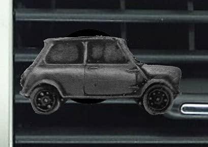 Mini Cooper Works Rally ref145 diseño de efecto peltre ambientador de ventilación kit decoración coche furgoneta camión mini autobús