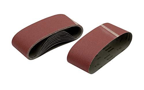 Preisvergleich Produktbild DeWALT Schleifband 100x610 K60,  10 Stück,  DT3671-QZ