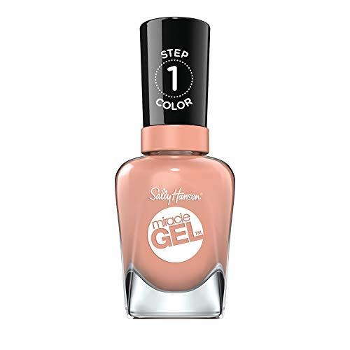 SALLY HANSEN - Miracle Gel Nail Polish, Frill Seeker - 0.5 fl. oz. (15 ml)