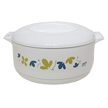 Milton Treat Hot Pot Keep Warm/Cold Upto 4-6 Hours Insulated Casserole with Stainless Steel Insert 1.5 Liter