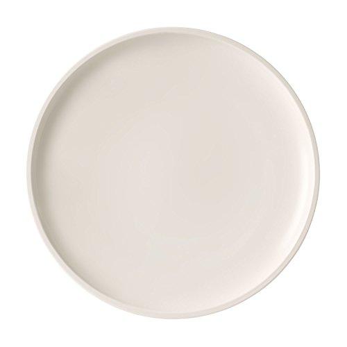 Villeroy und Boch Artesano Original Speiseteller, 29 cm, Premium Porzellan, Weiß