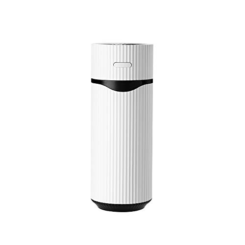 WENFINSP 200 ml de aceite esencial del difusor humidificadores premium Hasta 10H Aromaterapia Ultrasónico Difusor de aceites aromáticos Vaporize con niebla ajustable Modo mínimo de agua de apagado aut