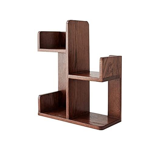 N/Z Home Equipment Solid Wood DVD Shelf Coffee Shop Hotel Leisure Bar...