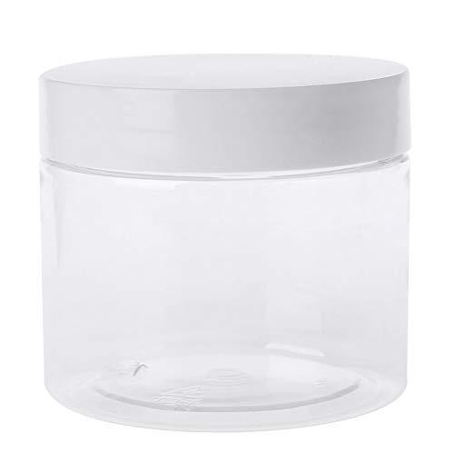 Recipiente para el tarro de maquillaje de arcilla de limo Bote cosmético Botella de crema Caja de uñas