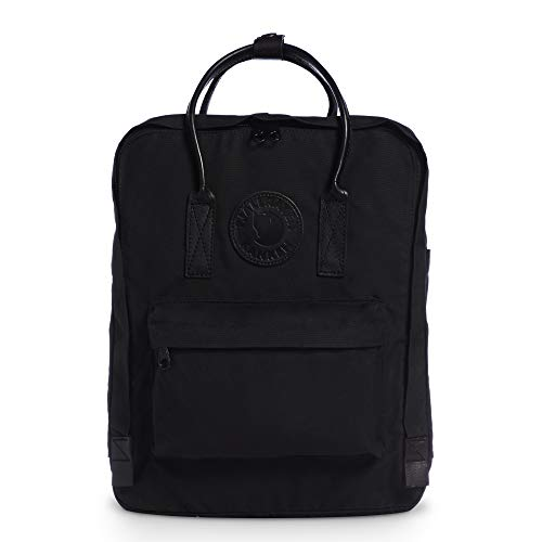 Fjällräven Kanken Unisex Outdoor Hiking Backpack available in Black - 13 x 27 x 38 cm