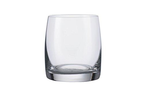 Kaleidos Colorful Living Bohemia 6 Bicchieri Ideal dof Basso cl23 Arredo tavola, Cristallo, 6 Pezzi