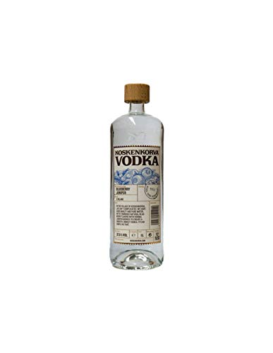 Koskenkorva Blueberry Juniper con Sabor a Vodka - 1000 ml