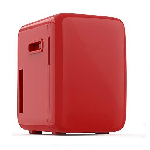 WSZGR Clásico Vintage 10 litros Gran Capacidad Portátil Ruido Mínimo Refrigerador Compacto,Refrigerador...
