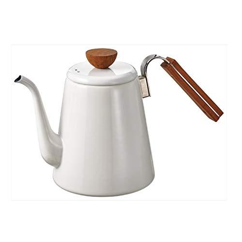 Hario BDK-80-W Tropf-Kaffeemaker, Einheitsgröße, weiß