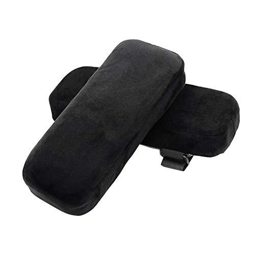 Extra dicke Stuhl-Armlehnenkissen, Ellenbogenkissen, 2 Stück, Ersatzteile, Stuhl-Armlehnen-Polster für Büro, modernes Ellenbogenkissen