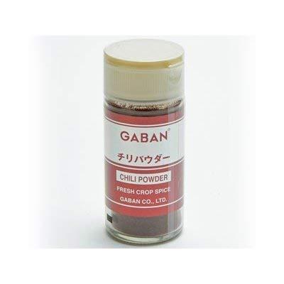 GABAN(ギャバン) チリパウダー 19g