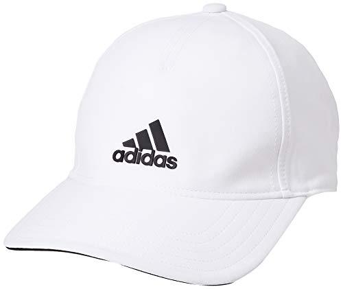 adidas Snap cap Cappello, Blanc/Noir/Noir, Unica Unisex-Adulto