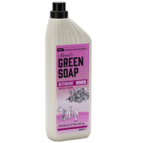 Marcel's Gr Soap Wasmiddel Patchouli & Cranberry, 1000 ml