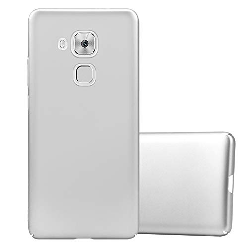 Cadorabo Funda para Huawei Nova Plus en Metal Plato - Cubierta Protección de Plástico Duro Super Delgada e Inflexible con Antichoque - Case Cover Carcasa Protectora Ligera