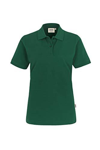 """HAKRO Damen Polo-Shirt """"Top"""" 224 - tanne - Größe: L"""