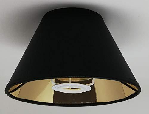 Lampadaire Delicata Lampe De Sol Sur Pied Noir Dor/ée VN-L00042-EU