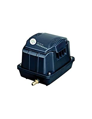 Boyu SES-20 Low Noise Air Pump for Large Aquariums and Ponds from BOYU