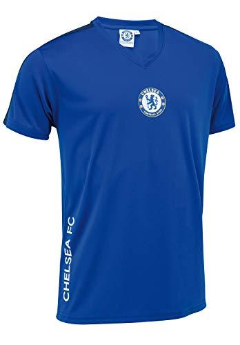 Trikot Chelsea FC - Offizielle Sammlung - Junge Kindergröße 14 Jahre