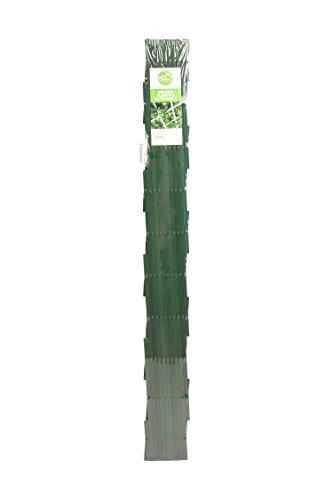 Catral 43060002 – Treillis Deco PVC Extensible, 1.0 x 150 x 50 cm, Couleur Vert