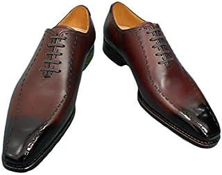 [ユニオンインペリアル] U1102 メンズ ビジネスシューズ オシャレ上級者の方にぜひ ハンドソーン ウェルテッド製法 九分仕立て 靴