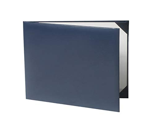 GraduationService Smooth Diploma Holder Certificate Cover 8 1/2' x 11'