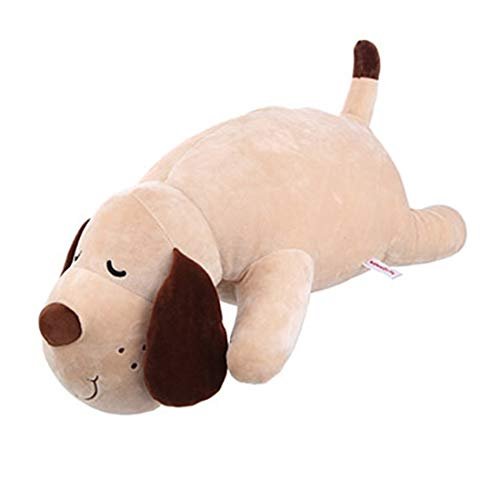 MINISO Large Size Dog Plush Doll Gift Plushies Stuffed 3D Animal Zoo Pet Throw Pillow Bed Nursery Decoration, 26""