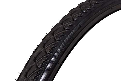 28 Zoll Innova Trekking City Bike Fahrrad Reifen Mantel Decke Tire 622x40 schwarz