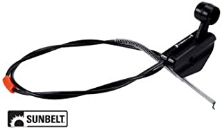 MTD Cub Cadet White Walk Behind Mower Throttle Control Cable Assembly Part No: E8045010 019 070 072 080 082 200 202 220 280 282 290-217, 746-0801, 9840