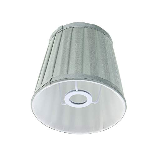 Homyl Moderne Lampe Suspension Abat-Jour Plafond Applique Murale Douille Lustre Suspension - Réséda