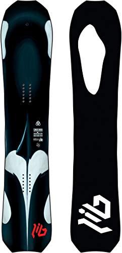 Lib Tech Libtech Herren Snowboard Travis Rice Orca Schwarz, 20SN044, Schwarz , 153 cm