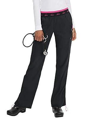 KOI lite 720 Women's Spirit Scrub Pant Black XL