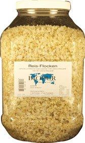 BIOPUR Bio Ergänzungsfutter für Hunde Reisflocken, 1er Pack (1 x 2000 g)