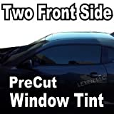 LEXEN 2Ply Carbon Two Front side Windows PreCut Tint Kit - Great Heat Reduction