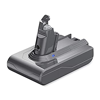 FirstPower 4.0Ah Replacement Battery - Compatible for V6 SV04 DC58 DC59 DC61 DC62 DC72 DC74 Absolute Animal Motorhead Slim SV03 SV04 SV05 SV06 SV07 SV09…