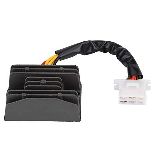 Regulador de Voltaje, Rectificador Regulador de Voltaje de Motocicleta para EN400 EN500 EL250 EL252 Z750 EX400