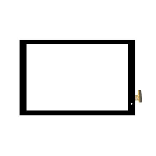 EUTOPING Nero Colore Nuovo di Zecca 10.1 Centimetro Touch Screen del digitizer La Sostituzione per ALLDAYMALL A10T